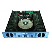 Quality Night Club 2 Channel Power Amplifier / Pro Audio Speakers 8Ω wholesale