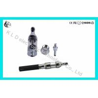 China eGo / 510 Healthy E Cig Bottom Coil Clearomizer Pink , Brown on sale