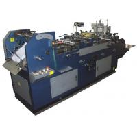 China FULL-AUTOMATIC ENVELOPE &PAPER BAG SEALING MACHINE for sale