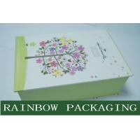 Quality Luxury Accessories Packaging and Printing Box , Book Shape Gray Board Paper Box wholesale