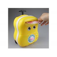 Quality Lovey Electric Smart Money Saving Box Trolley With Music For Kids Cartoon Style wholesale