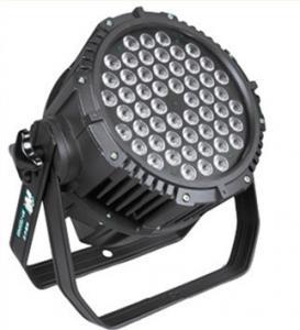 Quality MJ 54pcs 3w Led Moving Lights , Auto Trigger Professional Led Stage Lighting wholesale