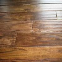 Quality Hand Scraped Acacia Hardwood Flooring (ACA-SW-HS) wholesale