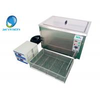 Quality Dual Frequency Ultrasonic Cleaner with CE Approvals  ,1 Year Warranty wholesale