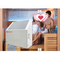 Quality Commercial Air Source Heat Pump 12KW Ultra low noise high efficiency suitable for sauna room wholesale