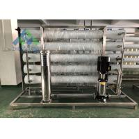 Quality Small Ro Water Desalination System , Seawater To Drinking Water Machine SS 304 Material wholesale