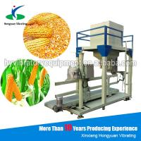 Quality accurate weighing rational maize corn filling packaging machine wholesale