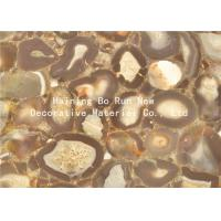 Quality Stone Design Soft Pet Hot Stamping Film PVC Surface Covering Usage wholesale