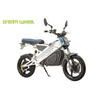 China 48V 800W EMMO Motorcycle Style Pedal Assist Electric Bike With 45km/H Max Speed on sale