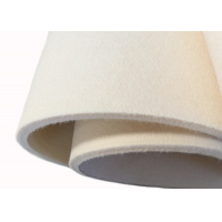 China Textile Printing  12mm Aramid Needle Punched Felt Belt High Pressure Resistance on sale
