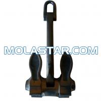 Stockless Steel Byers Anchor Marine Ship Byers Anchor Stockless Anchor For Marine