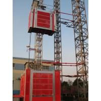 Cheap 3.2 × 1.5 × 2.5m VFD Construction Lifts / Building Lifter High Reliability Euro for sale