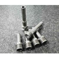 China Precision Mould Parts Cnc Machined Parts Threaded Turned Machinery Components on sale