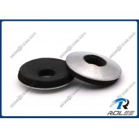 China 18-8/304 Stainless Steel Metal Bonded Sealing EPDM Washers on sale
