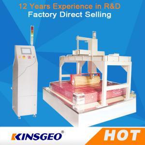Quality Compression Hardness Testing Machine For Mattress Imported Servo Motor wholesale