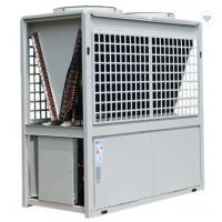 Quality 6kw/110kw Multi-function Air Source Heat Pump,R134A System Design 2 in 1 HVAC system central hot water with cooling air wholesale