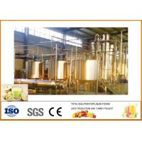 China Kiwi Fruit Juice Production Line , 5T / H Fruit Juice Processing Line on sale