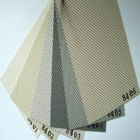 Quality Solar Fabrics of Sunscreen Roller Blinds for Interior Decoration from Reliable Factory wholesale