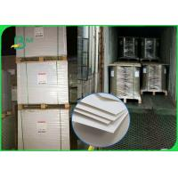 China 300 350 400GSM White SBS Board Folding Box Board for Food Packaging on sale