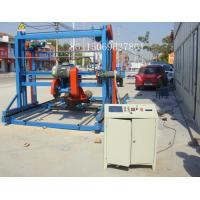Quality electric wood cutting saw- automatically angle circular saw mill with double blades wholesale
