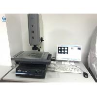 China Vision Coordinate Video Measuring Machine With Powerful Color Camera System on sale