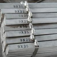 Quality AISI, JIS Standard Hot rolled 630 316, 316L, 321 Stainless steel flat bar 3mm * 3mm wholesale