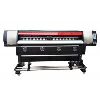 Quality Stable Quality Large Format Eco Solvent Printing Machine 1.8M Single Head wholesale