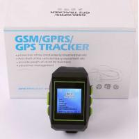 Quality GPS301 Watch Mobile Phone LBS GPS Tracker Child Kids Elderly Safety W/ SOS & 2-Way Talk wholesale