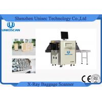 Quality Multiple Size OEM x ray baggage inspection system with Daul View Generator wholesale