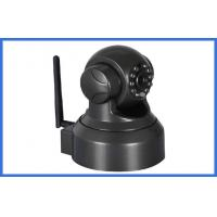 Quality 0.3 Million Pixel H.264 video Wireless Ip PTZ Cameras for home , 3.6mm Lens wholesale
