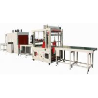 Buy cheap High Speed Semi-Automatic Packing Machine / Horizontal Door Panel Shrink Packing from wholesalers
