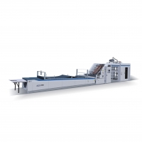 China Corrugated Flute Paper Sheet Lamination Machine 12000pcs/H Max Speed on sale
