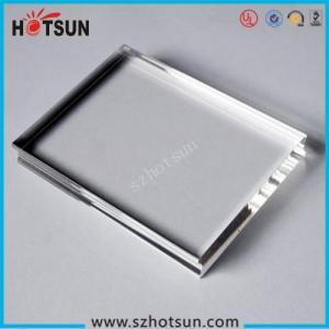 Quality Wholesale high quality acrylic block, plexiglass block, logo block wholesale