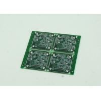 Quality 4 Up Array PCB Printed Circuit Board With Tooling Holes Fiducial Marks wholesale