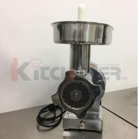 Quality Electric Automatic Meat Grinder Portable With 750W Motor / Waterproof Switch wholesale