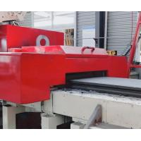 China hot selling JQT fully automatic Precast concrete hollow core slab machine on sale