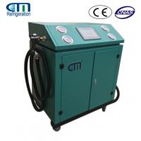 China HVAC/R Equipmement CFC / HFC / HC Refrigerant Reclaim Pump with Leakage Inspection on sale
