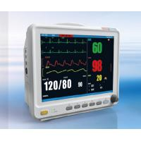 """Cheap 12.1"""" Electronic Patient Monitor Machine Device , Hospital Multiparameter Patient Monitor for sale"""