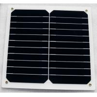Quality lower price Flexible solar panel 10w semi flexible solar panel wholesale