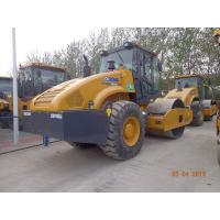 China 14 Ton Road Roller XS143J 100kw Single Drum Roller , Vibratory Soil Compaction Equipment on sale