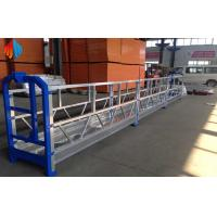 800kg Pin - Type Aluminum Alloy Suspended Scaffold Hoist Power 1.8kw