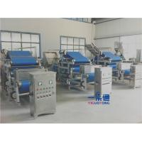 China Automatic Fruit Juice Industrial Juice Extractor Belt Type PLC Controlling on sale