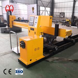 China CNC Gnatry Fiber Laser Pipe Cutting Machine on sale