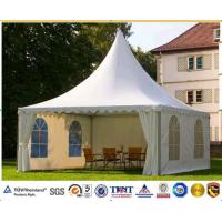 China Gazebo & Pagoda Tent » 5mx5m PVC Pagoda Tent House by Shelter Tent with Table and Chairs on sale