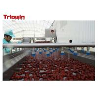 Quality High Speed Automatic Fruit And Vegetable Processing Line Red Date Crusher wholesale
