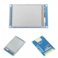 China 3.2 Inch TFT Touch Screen LCD Display Module C51 Stm32 Ili9341 Resistive Monitor on sale