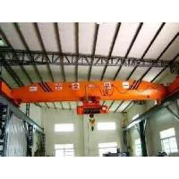 China 31m steel factory cast overhead 75 / 20T casting crane heat insulation cooling device on sale