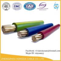 Quality 600V 90℃/75℃ Dry or Wet PVC Insulated and Nylon Jacketed THHN / THWN / THWN-2 electrical cable wholesale