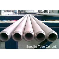 Quality ERW Seamless Stainless Steel Heat Exchanger Tubes / Tubing 12000 MM Length wholesale