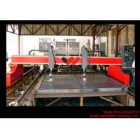 Quality Plasma CNC Cutting Machine for Stainless Steel / Carbon Steel High Precision CNC Cutting Tools wholesale